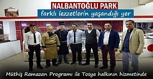 Nalbantoğlu Park Tesisleri #039;#039;Farklı...