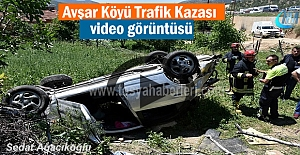 Tosya Avşar Köyü Trafik Kazasında...