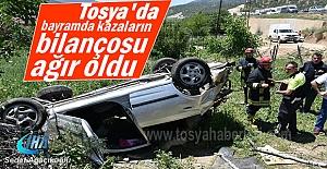 Tosya#039;da Bayram Tatilinin Bilançosu...