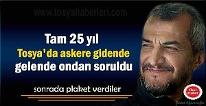Tosya#039;nın 25 yıl Anasını ağlattı...