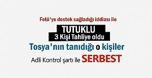 FETÖ DAVASINDAN TUTUKLU 3 KİŞİ...