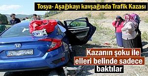 Tosya - Aşağıkayı Köyü Kavşağında...