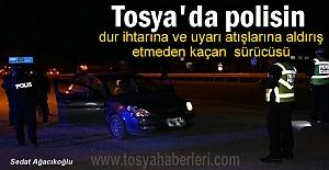Tosya#039;da Polisin Dur ihtarına...