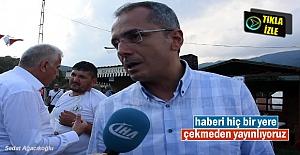 TOSYA KAYMAKAMI DENİZ PİŞKİN#039;DEN...