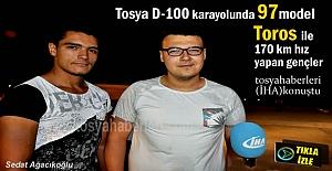 Tosyada D-100 de Toros otomobil...