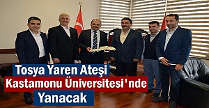 Tosya Yaren Ocağı'nın ateşi Kastamonu Üniversitesi'nde yanacak