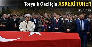 GAZİ İRFAN BAYAR ASKERİ TÖRENLE...