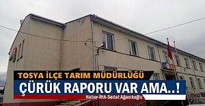 TOSYA#039;NIN EN ÇÜRÜK BİNASI...