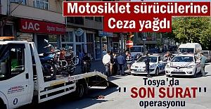 Tosyada ' Son Sürat...