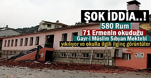 Yıkılan Atatürk İlkokulu ile ilgili...