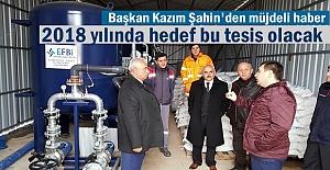 Tosya Belediyesi 2018 yılı içinde hizmete açacak