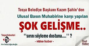 Tosya Yaren Meclisinde Başkan Kazım Şahin'den Özlü söz oyununda sürpriz hareket