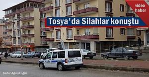 Tosya'da Silahlı Yaralama Olayı