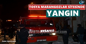 TOSYA MARANGOZLAR SANAYİ SİTESİNDE...