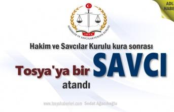 HSK kararnamesi yayınlandı.. Tosya'ya 1 Savcı Atandı