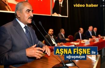 Tosya Belediye Başkanı Kazım Şahin MYO öğrencilerine Konuştu