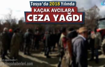 Tosya'da Kaçak Avcılara Rekor Ceza