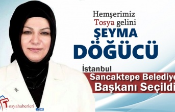 Tosya Gelini Şeyma Döğücü İstanbul Sancaktepe Belediye Başkanı Seçildi