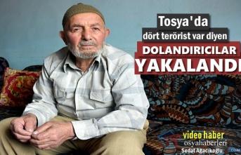 Tosya'da Telefon Dolandırıcılığı Yapan Zanlılar Yakalandı