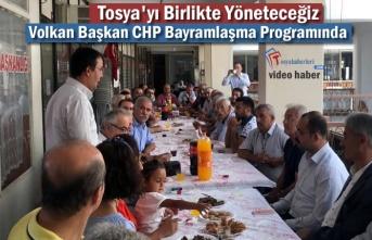 Başkan Kavaklıgil CHP Bayramlaşma Programına Katıldı