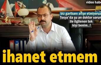 Tosya Belediye Başkanı Volkan Kavaklıgil'den Hastane Açıklaması