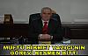 Haber Sitemiz Tosya Müftüsü Yazıcı'yı Ziyaret etti