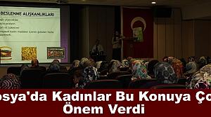 HANIMLAR BU HABERE DİKKAT