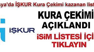 İŞKUR KURALARI ÇEKİLDİ