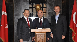 Mehmet Atalay, Kastamonu'ya Geldi