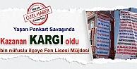 PANKART SAVAŞINDA KAZANAN KARGI OLDU
