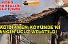 Tosya Aşağıdikmen Köyünde Yangın çıktı ( VİDEO HABER )