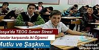 Tosya#039;da 489 Öğrenci TEOG Sınavında Ter Döktü