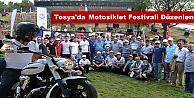 TOSYA#039;DA MOTOSİKLET FESTİVALİ DÜZENLENDİ
