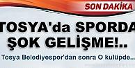 TOSYA#039;DA SPORDA ŞOK GELİŞME