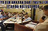 TOSYA DER ANKARA'DAKİ TOSYALILARI İFTARDA BULUŞTURDU