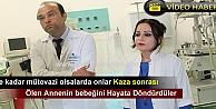 TOSYA DEVLET HASTANESİ DOKTORLARI BİR MUCİZEYE İMZA ATTI