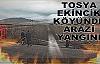 Tosya Ekincik Köyünde Yangın
