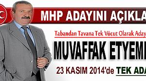 """TOSYA MHP """"MUVAFFAK"""" DEDİ"""