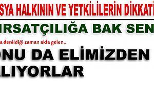 TOSYA'YI DEĞERİNE ÇIKMAYA DAVET EDİYOR