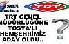 TRT Genel Müdürlüğüne Tosya'lı Hemşehrimiz aday oldu
