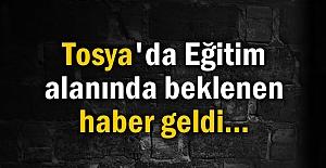 EĞİTİM ALANINDA BEKLENEN HABER GELDİ