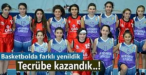 Tosya Spor U-16 Kız Basketbol takımı Kastamonu Gençlikspor ile karşılaştı