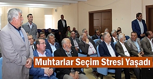 Tosya'da Köylere Hizmet Götürme Birliği üye seçimleri yapıldı