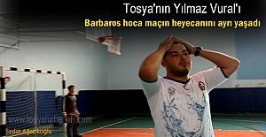 Tosya Amatör Spor Haftası Futsal Maçı Final Maçı heyecanı yaşandı