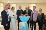 Tosya İlçe Jandarma Komutanı Nikah Töreni