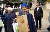 Tosya'da 3 Bin Fidan 3 Dakikada dağıtıldı