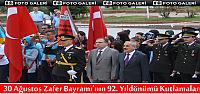 30 Ağustos Zafer Bayramı'nın 92. yıldönümü...