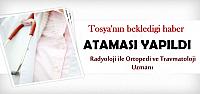 ATAMASI YAPILDI
