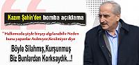 Başkan Kazım Şahin'in Silahlı Saldırı ile ilgili ŞOK Açıklama