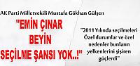 M.GÖKHAN GÜLŞEN '' EMİN ÇINAR'IN...